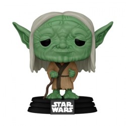 Figurine Pop! Star Wars Concept Yoda Funko Boutique en Ligne Suisse