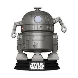 Figurine Pop! Star Wars Concept R2-D2 Funko Boutique en Ligne Suisse