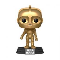 Figurine Pop! Star Wars Concept C-3PO Funko Boutique en Ligne Suisse