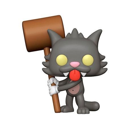 Figur Pop! The Simpsons Scratchy Funko Online Shop Switzerland