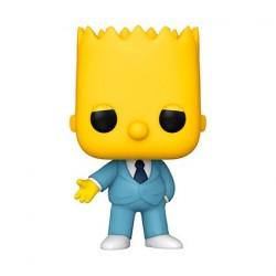 Figuren Pop! The Simpsons Bart Gangster Funko Online Shop Schweiz