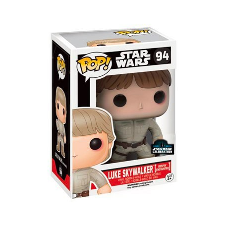 Figurine Pop! Galactic Convention 2016 Star Wars Luke Skywalker Bespin Encounter Edition Limitée Funko Boutique en Ligne Suisse