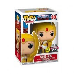 Figurine Pop! Phosphorescent Les Maîtres de l'Univers She-Ra Edition Limitée Funko Boutique en Ligne Suisse