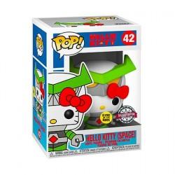 Figur Pop! Glow in the Dark Hello Kitty Space Kaiju Kitty Limited Edition Funko Online Shop Switzerland