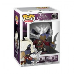 Figurine Pop! Métallique The Dark Crystal Age of Resistance Hunter Skeksis Edition Limitée Funko Boutique en Ligne Suisse
