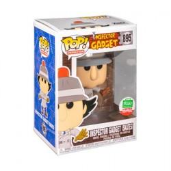 Figurine Pop! Inspecteur Gadget avec Skates Edition Limitée Funko Boutique en Ligne Suisse