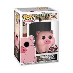 Figurine Pop! Disney Gravity Falls Waddles Edition Limitée Funko Boutique en Ligne Suisse