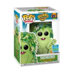 Figurine Pop! SDCC 2019 Sigmund and the Sea Monsters Sigmund Edition Limitée Funko Boutique en Ligne Suisse