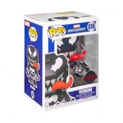 Figurine Pop! Marvel Mech Strike Venom Edition Limitée Funko Boutique en Ligne Suisse