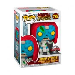 Figurine Pop! Marvel Zombie Mystique Edition Limitée Funko Boutique en Ligne Suisse