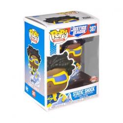 Figur Pop! DC Comics Justice League Static Shock Limited Edition Funko Online Shop Switzerland