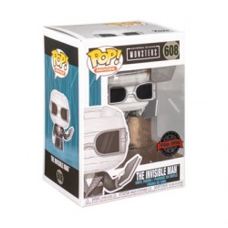 Figur Pop! Universal Monsters The Invisible Man Black and White Limited Edition Funko Online Shop Switzerland