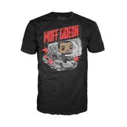 Figuren T-shirt Star Wars The Mandalorian Moff Gideon Funko Online Shop Schweiz