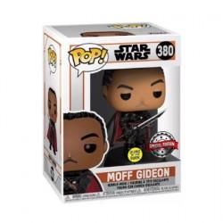Figur Pop! Glow in the Dark Star Wars The Mandalorian Moff Gideon Limited Edition Funko Online Shop Switzerland