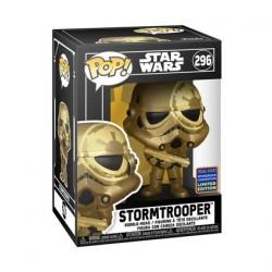 Figuren Pop! WC2021 Star Wars Stormtrooper Gold Limitierte Auflage Funko Online Shop Schweiz