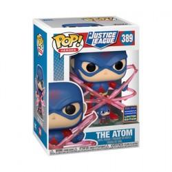 Figurine Pop! WC2021 DC Comics Atom Edition Limitée Funko Boutique en Ligne Suisse
