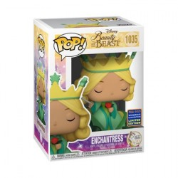 Figur Pop! WC2021 Beauty and the Beast Enchantress Limited Edition Funko Online Shop Switzerland
