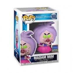Figurine Pop! WC2021 Disney Merlin l'Enchanteur Madam Mim Pig Edition Limitée Funko Boutique en Ligne Suisse
