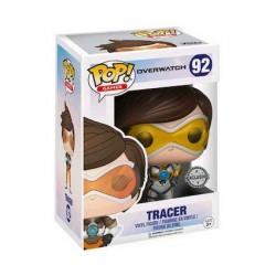 Figurine Pop! Overwatch Posh Tracer Edition Limitée Funko Boutique en Ligne Suisse