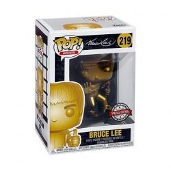 Figuren Pop! Game of Death Bruce Lee Gold Limitierte Auflage Funko Online Shop Schweiz