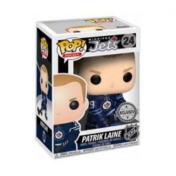 Figurine Pop! Hockey NHL Patrik Laine Home Jersey Edition Limitée Funko Boutique en Ligne Suisse