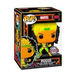 Pop! Marvel Blacklight Rogue Edition Limitée