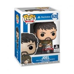 Figurine Pop! The Last of Us Joel Edition Limitée Funko Boutique en Ligne Suisse