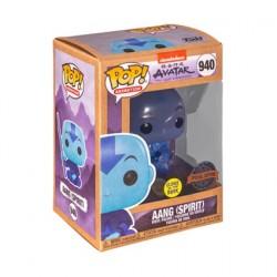 Figurine Pop! Phosphorescent Avatar the Last Airbender Spirit Aang Edition Limitée Funko Boutique en Ligne Suisse