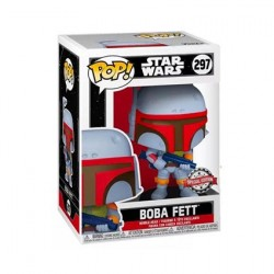 Figurine Pop! Star Wars Boba Fett Vintage Edition Limitée Funko Boutique en Ligne Suisse