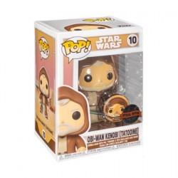 Figur Pop! Star Wars Across The Galaxy Obi-Wan Kenobi Tatooine with Enamel Pin Limited Edition Funko Online Shop Switzerland