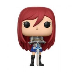 Figuren Pop! Fairy Tail Erza Scarlet (Selten) Funko Online Shop Schweiz