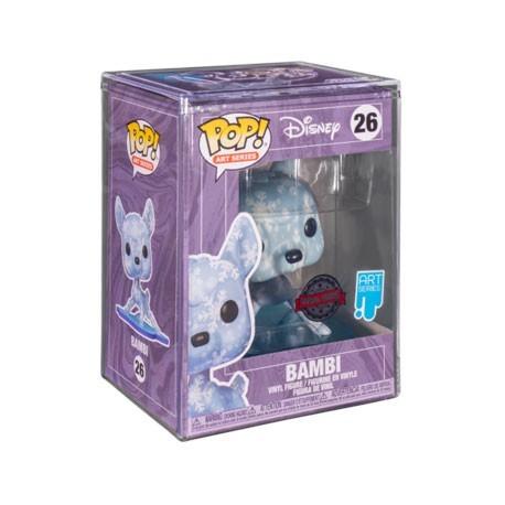 Figur Pop! Artist Series Bambi Snowflakes Hard Acrylic Protector Limited Edition Funko Online Shop Switzerland