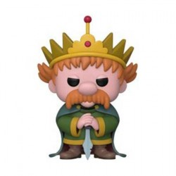 Pop! Cartoons Disenchantment King Zog