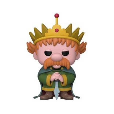 Figur Pop! Cartoons Disenchantment King Zog Funko Online Shop Switzerland