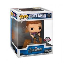 Figurine Pop! Deluxe Marvel Avengers Hawkeye Shawarma Edition Limitée Funko Boutique en Ligne Suisse