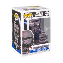Figurine Pop! Star Wars Across the Galaxy Crosshairs avec Pin Edition Limitée Funko Boutique en Ligne Suisse