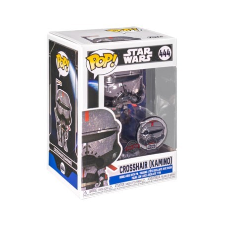 Figur Pop! Star Wars Across the Galaxy Crosshairs with Pin Limited Edition Funko Online Shop Switzerland