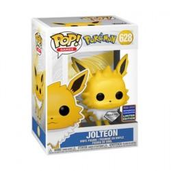 Figurine Pop! WC21 Diamond Pokemon Jolteon Edition Limitée Funko Boutique en Ligne Suisse