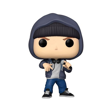 Figur Pop! 8 Mile Eminem B-Rabbit Funko Online Shop Switzerland