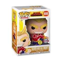 Figur Pop! Glow in the Dark My Hero Academia Silver Age All Might Limited Edition Funko Online Shop Switzerland