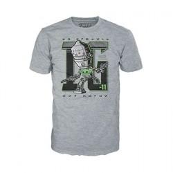 Figur T-shirt Star Wars The Mandalorian IG-11 with the Child (Grogu) Limited Edition Funko Online Shop Switzerland
