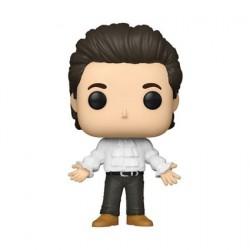 Figurine Pop! Seinfeld Jerry avec Puffy Shirt Funko Boutique en Ligne Suisse