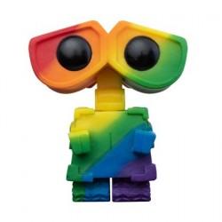 Figurine Pop! Disney Pixar Pride Wall-E RNBW Funko Boutique en Ligne Suisse