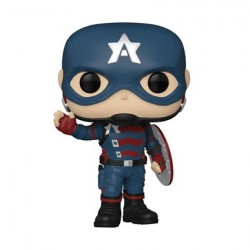 Figurine Pop! The Falcon and the Winter Soldier Captain America Funko Boutique en Ligne Suisse