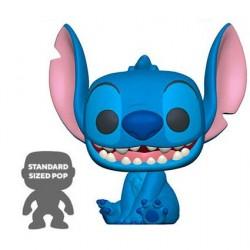 Figurine Pop! 25 cm Disney Lilo & Stitch Stitch qui Sourit Funko Boutique en Ligne Suisse