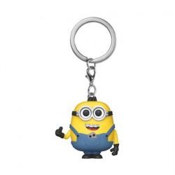 Figurine Pop! Pocket Porte-clés Minions II Pet Rock Otto Funko Boutique en Ligne Suisse