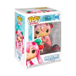 Figur Pop! Vocaloid Hatsune Cherry Blossom Limited Edition Funko Online Shop Switzerland