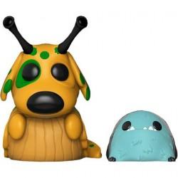 Figurine Pop! Wetmore Forest Slog with Grub (Rare) Funko Boutique en Ligne Suisse