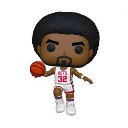 Figurine Pop! NBA Legends Julius Erving Nets Home Funko Boutique en Ligne Suisse