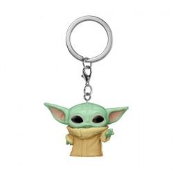 Figurine Pop! Pocket Porte-clés Star Wars The Mandalorian The Child Funko Boutique en Ligne Suisse